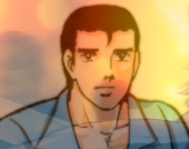 Abe-san