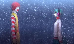 Miku Ronald
