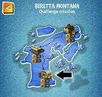 BERETTA MONTANA (MASTER) map