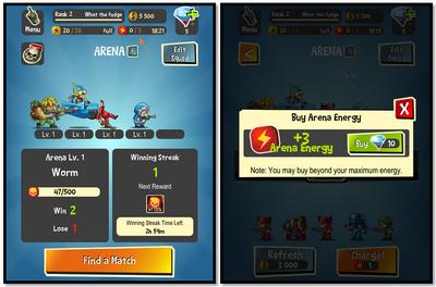 Arena Energy