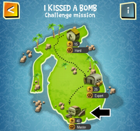 I KISSED A BOMB (MASTER) map
