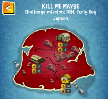Special Event - KILL ME MAYBE map