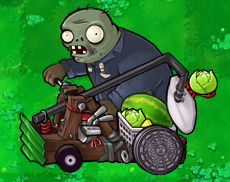 Fruitapult Zombie