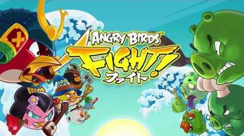Angry Birds Fight! music - Monster Pig! (Battle)