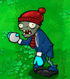 Snowball Zombie