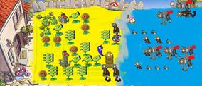 The Zombie Beach Attack