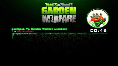 Plants Vs. Zombies- Garden Warfare - Loonboon Vs. Garden Warfare Loonboon ☿ HD ☿