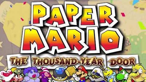 Glitzville - Paper Mario The Thousand-Year Door