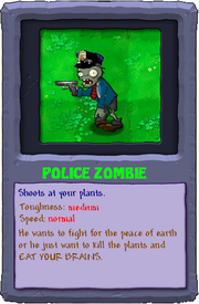 Police Zombie2