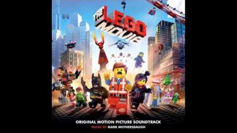 The Lego Movie - Soundtrack 18 - Emmet's Plan