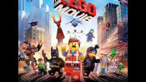 The Lego Movie Soundtrack 10 Saloons & Wagons