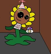 Toy Sunflower