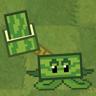 Minecraft Melon-pult