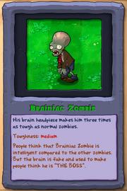 Brainiac Entry