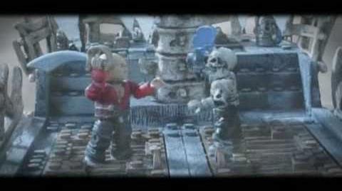 Mega Bloks - Lord of the pyrates - Command the crew, rule the seas (english)