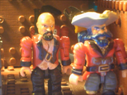 BlueBeard and Buckbeard