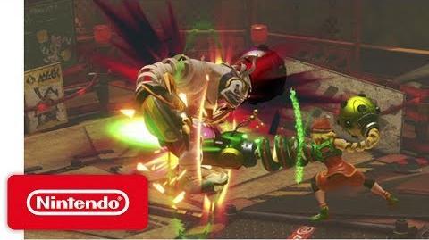 2017 ARMS Open Invitational - Round 1 - Nintendo E3 2017