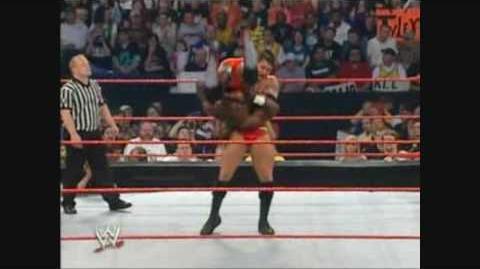 Randy Orton Elevated Neckbreaker