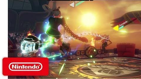 2017 ARMS Open Invitational - Grand Finals & FINAL BOSS! - Nintendo E3 2017