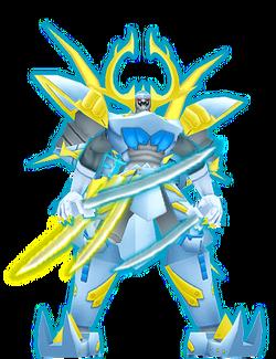 Senshi Swords Unsheathed