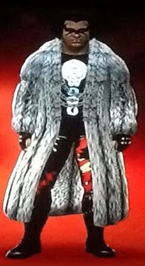 The Wolf - Entrance Attire