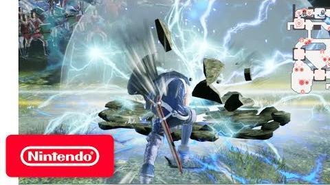 Fire Emblem Warriors - Demonstration - Nintendo E3 2017-0