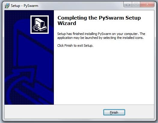 PySwarm Setup Image 8