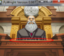 Apollo Justice theming