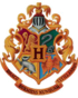 Hogwarts shield