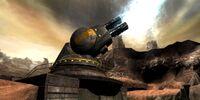 Strogg Air Defense Cannon