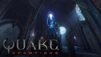 Quake Champions – Blood Covenant Arena Trailer