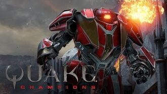 Quake Champions – Clutch Champion Trailer