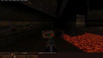 E3M3 - the Tomb of Terror (Deathmatch)