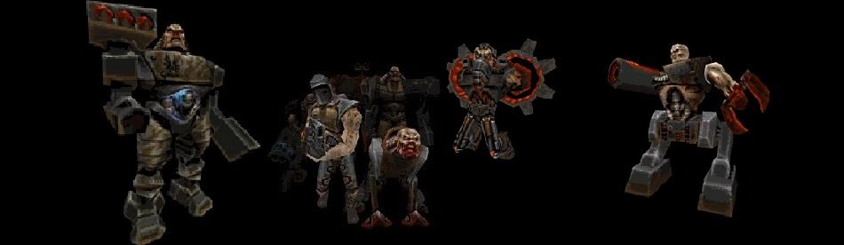Monsters (Q2) | QuakeW...