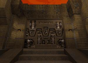 Q2 mine entrance