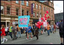 Manchester Pride Parade 2008 - 3.