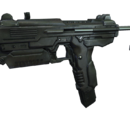 Machine Pistol