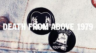 Death From Above 1979 - Trainwreck 1979 Official Audio