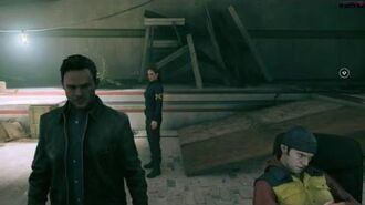 Quantum Break - Jack was in an emo band