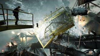 Quantum Break gamescom 2014 Gameplay Demo