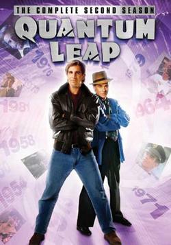 Quantum-Leap-Season 2-DVD-cover