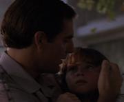 Sam as Sheriff Fuller comforts Abigail