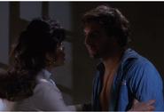 Margerita confronts Sam as Jesus