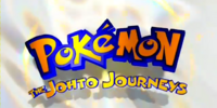 Pokemon The Johto Journeys