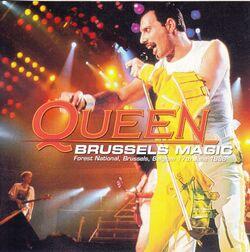Queen-brussels-magic