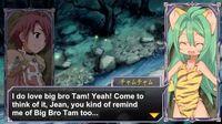 Queen's Gate Spiral Chaos Freetalks Translation Cham Cham (2 of 2) ( kiss scene)