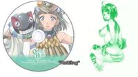 Queen's Blade Drama CDs Translation- Menace Character Drama