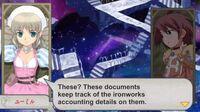 Queen's Blade Spiral Chaos Freetalks Translation Ymir (1 of 2)