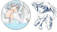 Queen's Blade Drama CDs Translation- Nanael Character Drama
