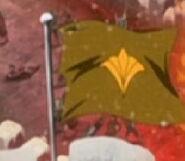 Kreutz Knight Corps Flag